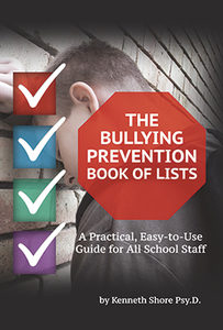 The Bullying Prevention Book of Lists
